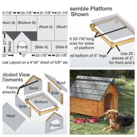 Dog-House-Plans-Measurements