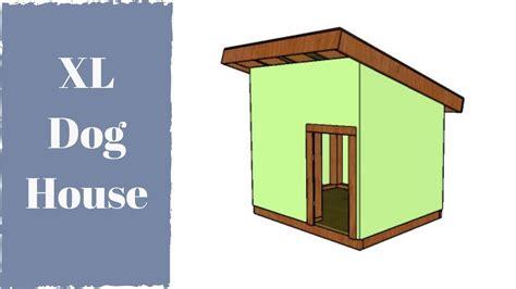 Dog-House-Plans-Youtube