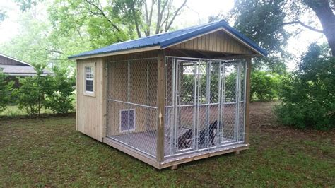 Dog-Kennel-And-Run-Plans-Free