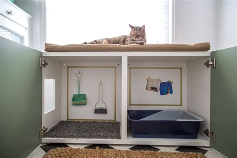 Dog-Proof-Cat-Litter-Box-Diy
