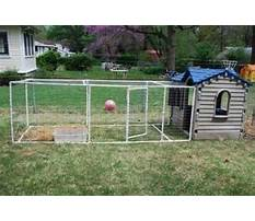 Best Dog kennel diy plans.aspx