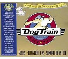 Best Dog train cd song list