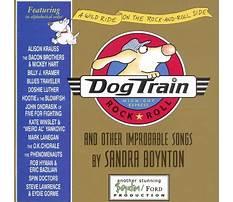 Best Dog train cd songs