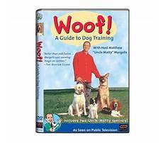 Best Dog training dvd as seen on tv