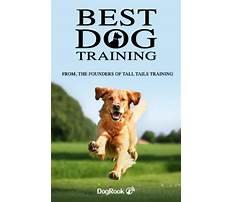 Best Dog training ebook