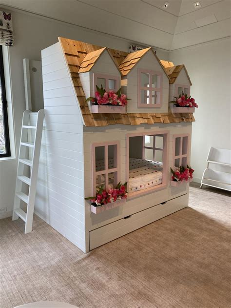 Doll House Bunk Bed Plans