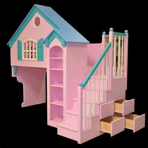 Doll House Bunk Beds Plans