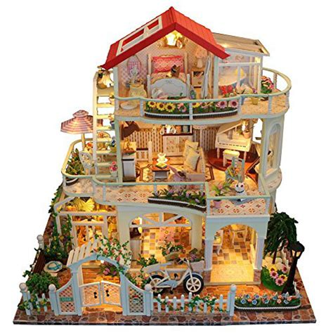 Doll House Diy Goo Miniatura
