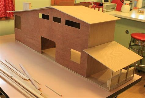 Doll House Plans From Scratch