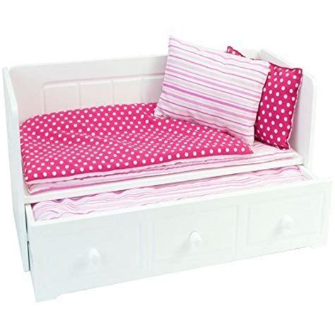 Doll Trundle Bed For 18 In Dolls Walmart