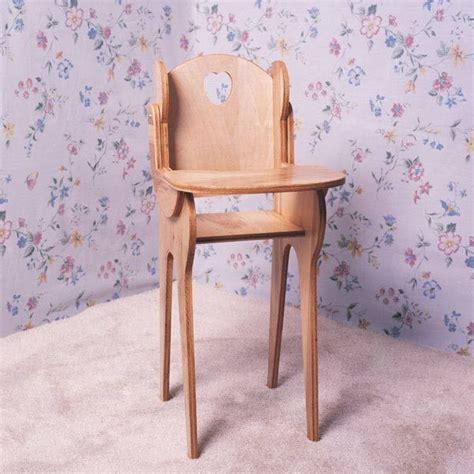 Doll-High-Chair-Plan-No-770