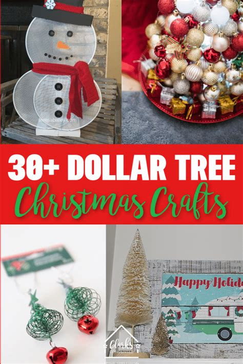 Dollar Tree DIY Christmas Projects