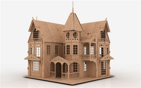 Dollhouse Building Plans Free