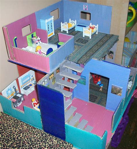 Dollhouse Diy Playmobil