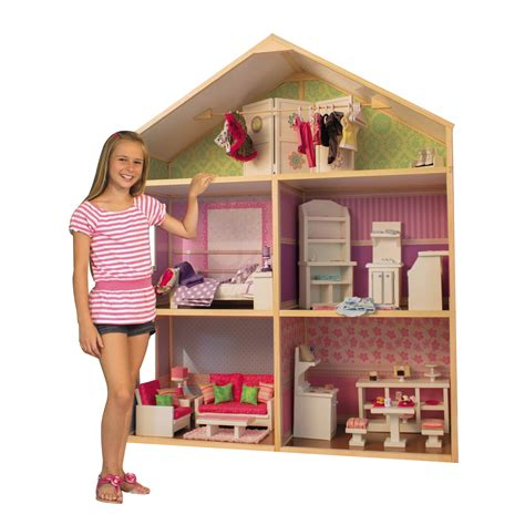 Dollhouse For 18 Doll
