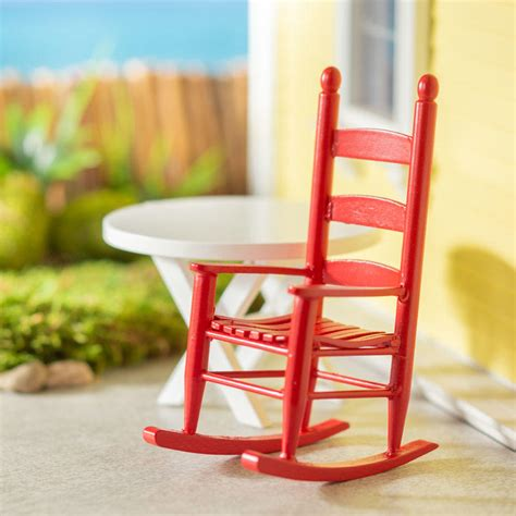 Dollhouse Rocking Chair Canada
