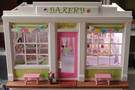 Dollhouse-Bakery