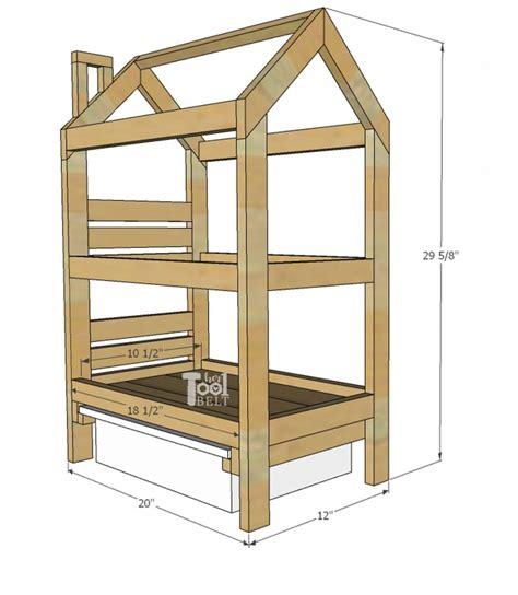 Dollhouse-Bunk-Bed-Plans