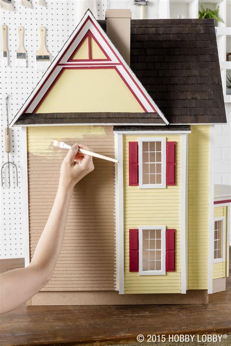 Dollhouse-Paint