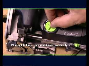 Domino-System-Woodworking