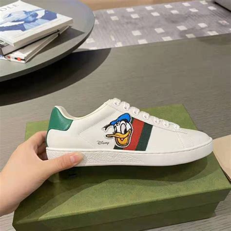Donald Duck Gucci Sneakers