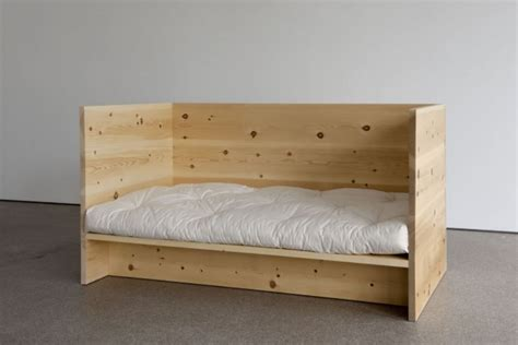 Donald Judd Bed Diy Gone