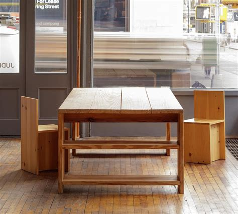Donald Judd Table Diy