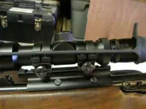 Donnie D S Mossberg Model 46b 22 Rifle Scope Mount Review And Best Price Shotgun Gg G Light Mount Shotgun