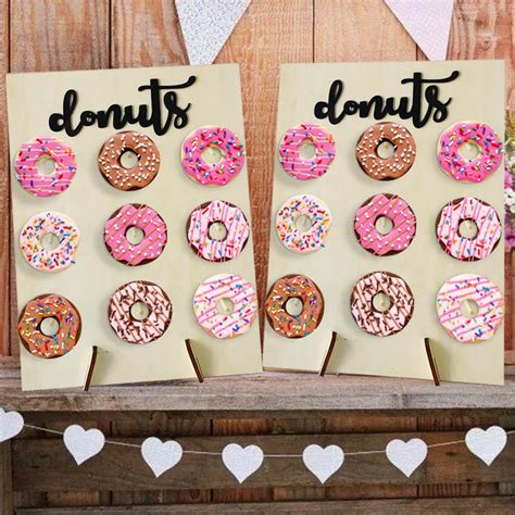 Donut Stand DIY