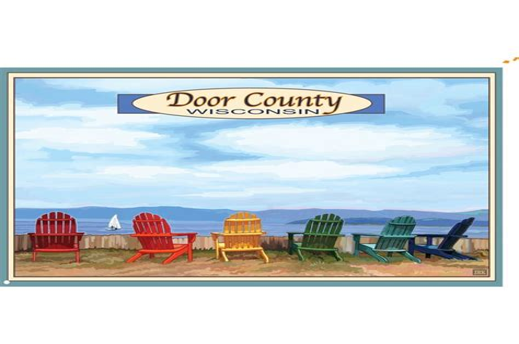 Door-County-Adirondack-Chairs