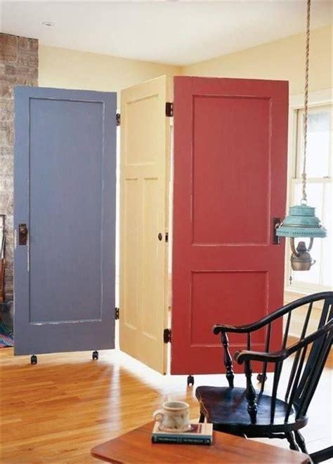 Door-Wheels-Room-Divider-Diy