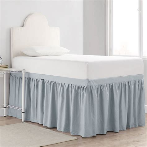 Dorm Bed Skirt Panels Diy Videos
