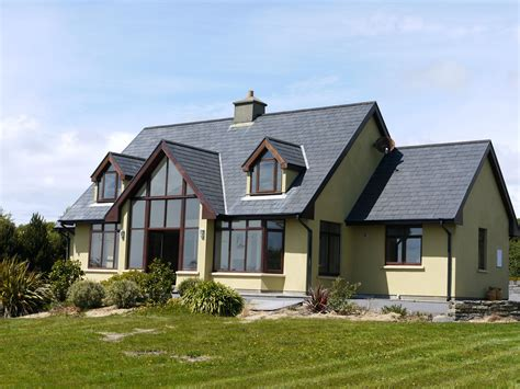 Dormer Style House Plans Ireland