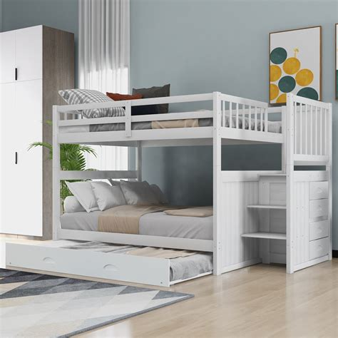 Double Bunk Bed Dimensions