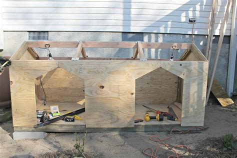 Double Dog Kennel Plans