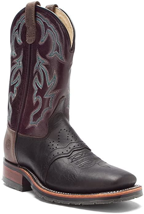 Double H DH4302 Mens Wide Square Toe ICE Western Roper