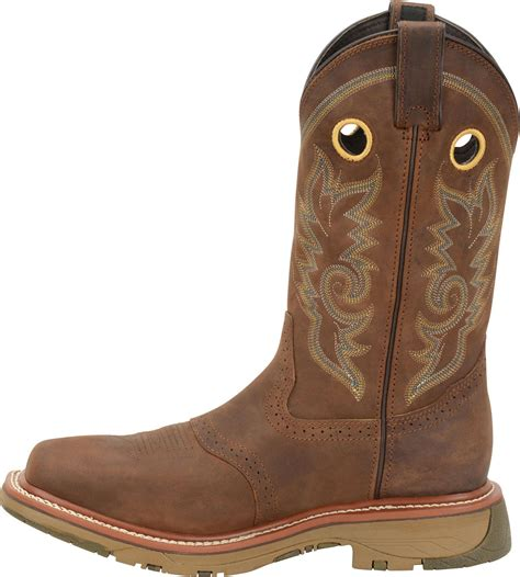 Double H Men's 12' Wide Square Western Work Boot