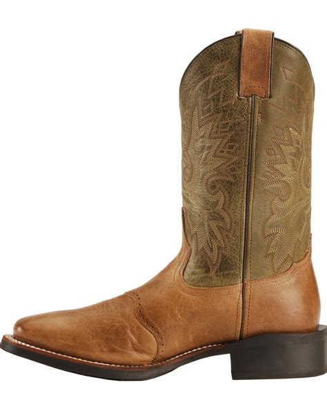 Double H Men's Square Toe Western Boots DH5134