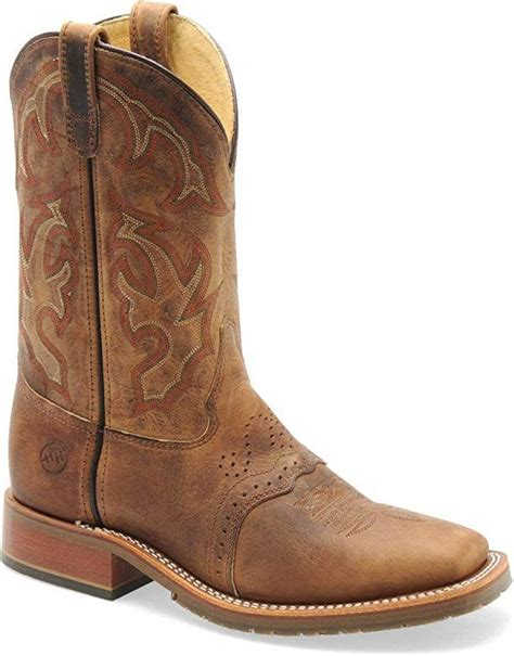 Double H Mens 10 Inch DH3560 Wide Square ICE Roper