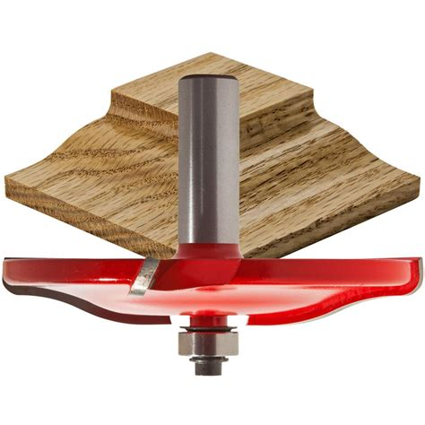 Double Ogee Raised Panel Router Bits