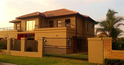 Double Storey House Designs South Africa