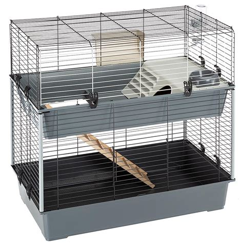 Double Story Rabbit Cage