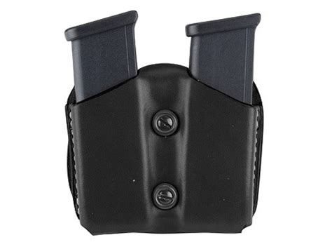 Double Mag Pouch For Glock 19 And Dsg Alpha Glock 19