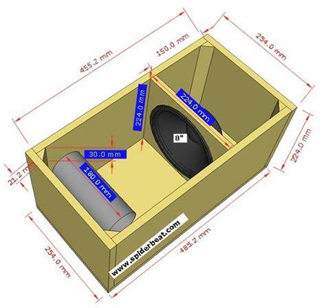 Double-8-Subwoofer-Box-Plans