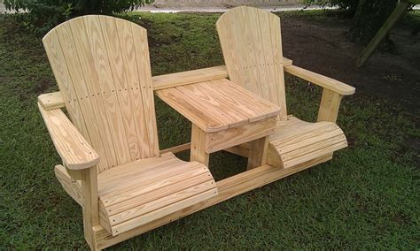 Double-Adirondack-Chair-Free-Plans