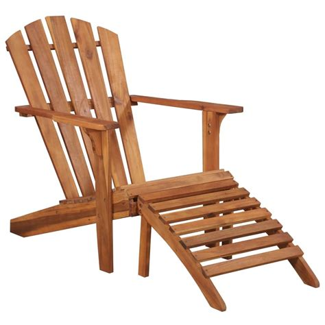 Double-Adirondack-Chair-With-Footrest