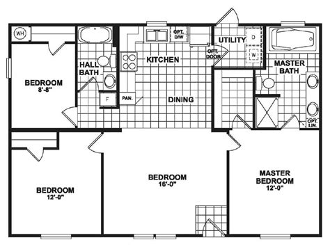 Double-Bed-House-Plans