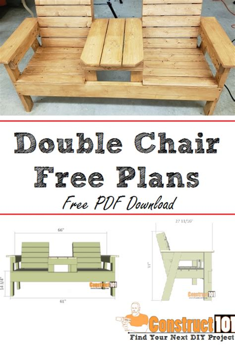 Double-Chair-Bench-My-Outdoor-Plans