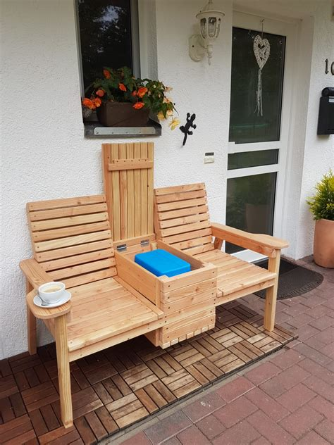 Double-Chair-Bench-With-Cooler-Plans