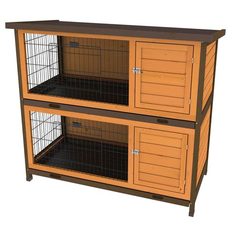 Double-Decker-Rabbit-Hutch-Plans